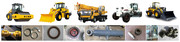 XCMG loader,  crane,  grader,  roller,  compactor  and XCMG spare parts